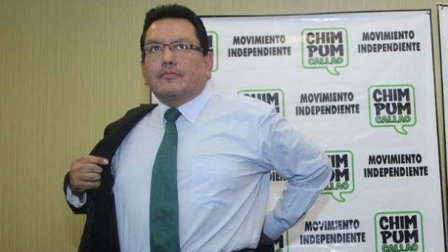 Félix Moreno: Denuncian ante Poder Judicial a gobernador por spa del Ejército #Peru21
