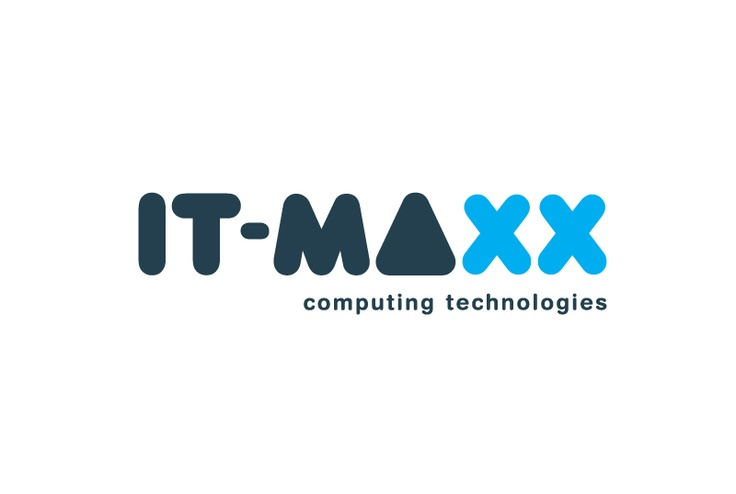 Logotype of IT-MAX s.r.o. Chomutov.