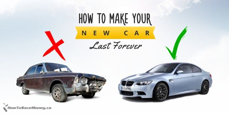 Up here in the frozen north, the land of salt and snow, cars wear out quickly. It doesn't have to be so! Follow this guide and you will not only save a ton of money, but you should easily be able to keep your car on the road much longer.