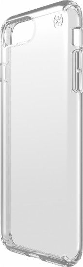 Speck - Presidio Clear Case for iPhone 7 Plus - Clear - Front Zoom