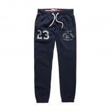 Superdry Trackster Vintage joggingbroek heren truest navy