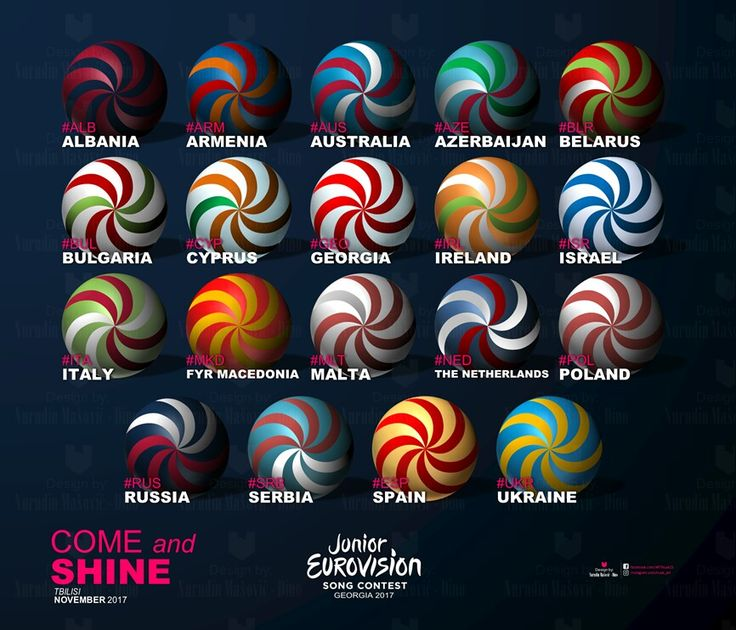 junior eurovision song contest 2017 logo idea design
