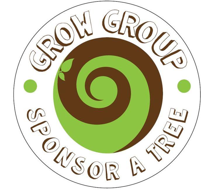 Sponsor a tree has a new logo #SouthAfrica #helloWorld #trees #seeds #milliontreecampaign #growgroup #sponsoratree