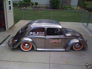 V-Dub Chrome beetle