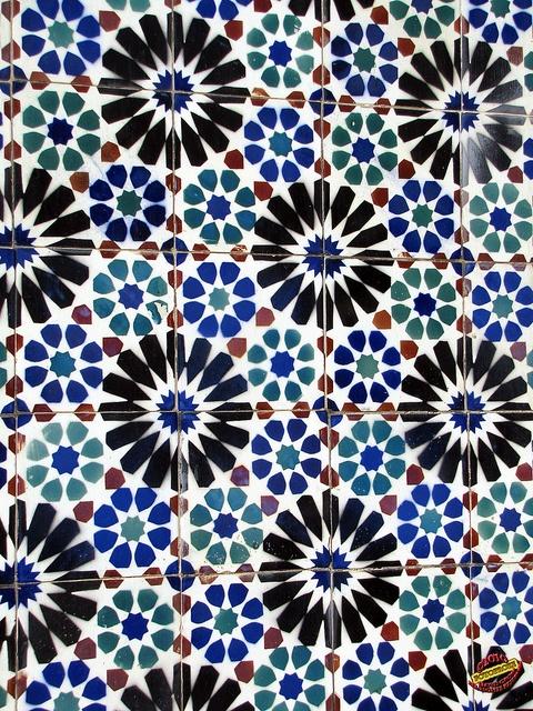 Azulejos - Portugal - Algarve - São Brás de Alportel History of tiles (azulejos): http://www.golisbon.com/culture/azulejos.html