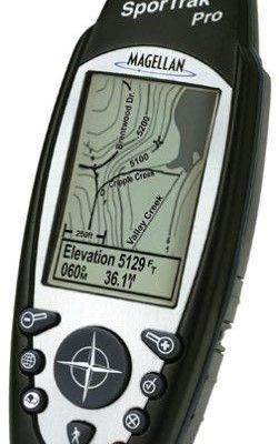 Magellan SporTrak Pro Waterproof Hiking GPS 0