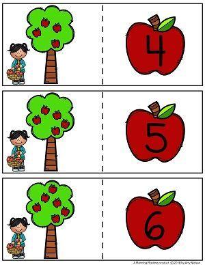 Interactive Math Binder Prek Ideas Pinterest Math Preschool