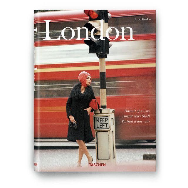 London. Portrait of a City: Ένα φωτογραφικό ταξίδι στην ιστορία αυτής της επικής πόλης (Εκδόσεις TASCHEN)
