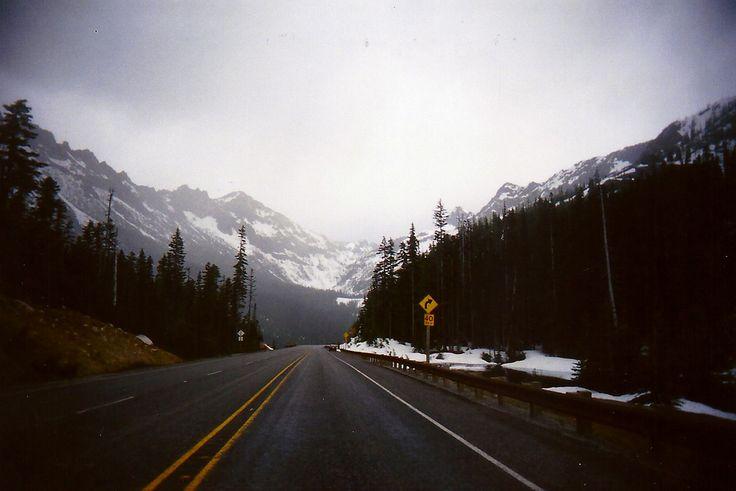 North Cascades Highway | Washington (by Rachael Schumacher)