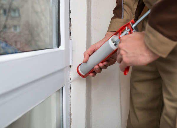 11 Ways To Winterize Your Home On A Budget Window Insulation Caulking Caulk