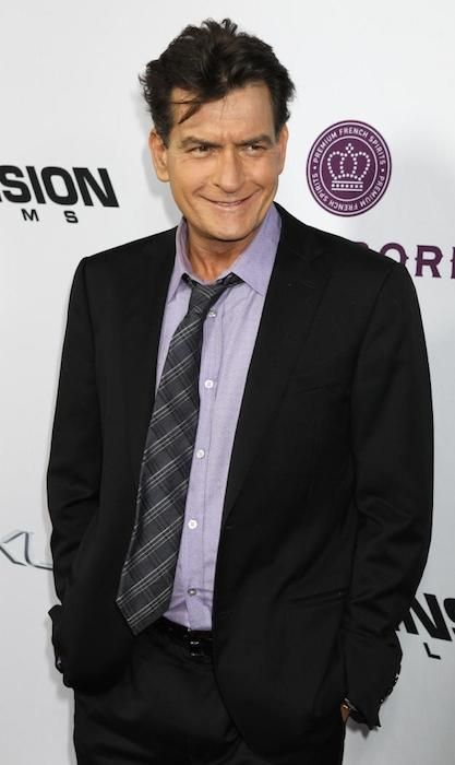 Charlie Sheen is 5 ft 10 in or 178 cm tall....