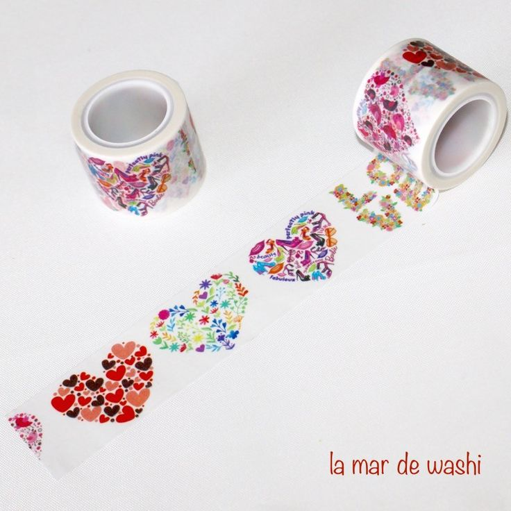 Washi Tape love                                                       …