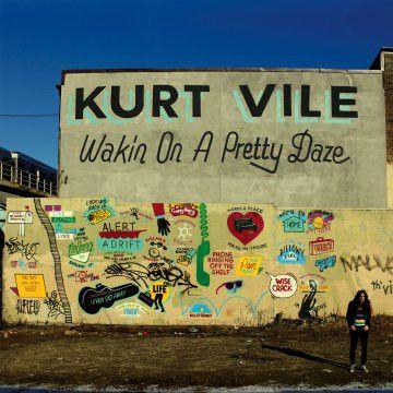 Kurt Vile- Wakin On A Pretty Daze Vinyl w/ Downloads