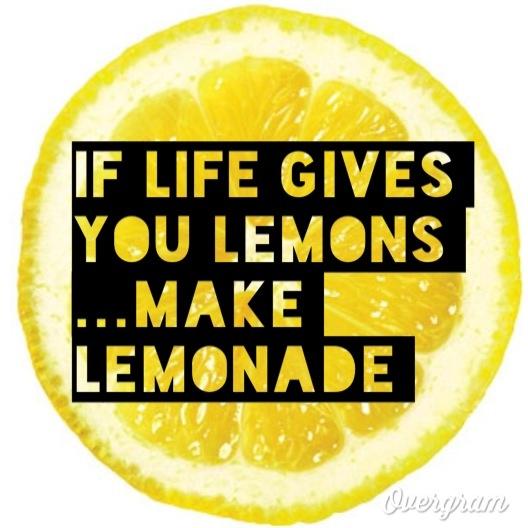 If life gives you lemons, make lemonade. | Quotes. | Pinterest