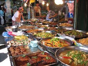 Bangkok Street food - Rama IV, Silom Road, Khao San Road, RCA, and Chinatown