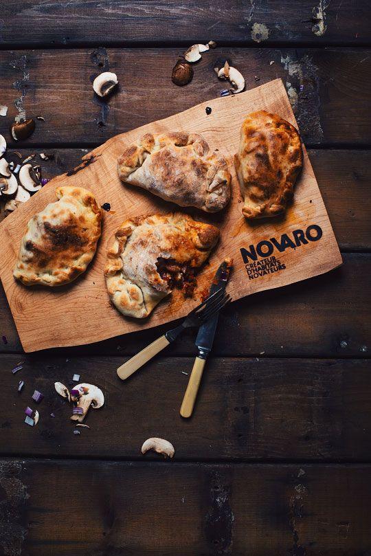 Pizzas pochettes de luxe - Le Coup de Grâce