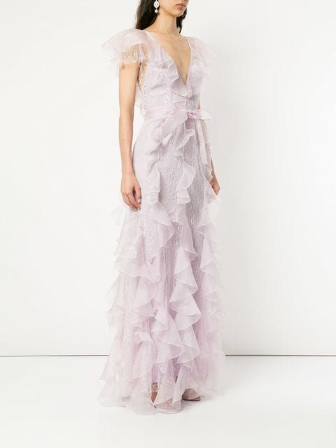 68599dfa Alice Mccall My Baby Love Gown - Farfetch | Dresses + Overalls in 2019 |  Bridesmaid dresses, Alice mccall, Gowns