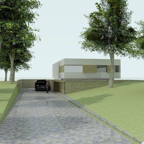 Contemperary villa near Bloemendaal Park Brederode