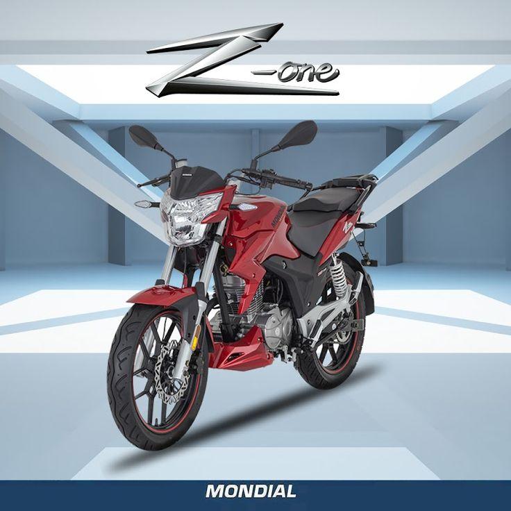 Yenilenen 150 Z-ONE seni kusursuz detaylarında kaybolmaya çağırıyor!  www.mondialmotor.com.tr