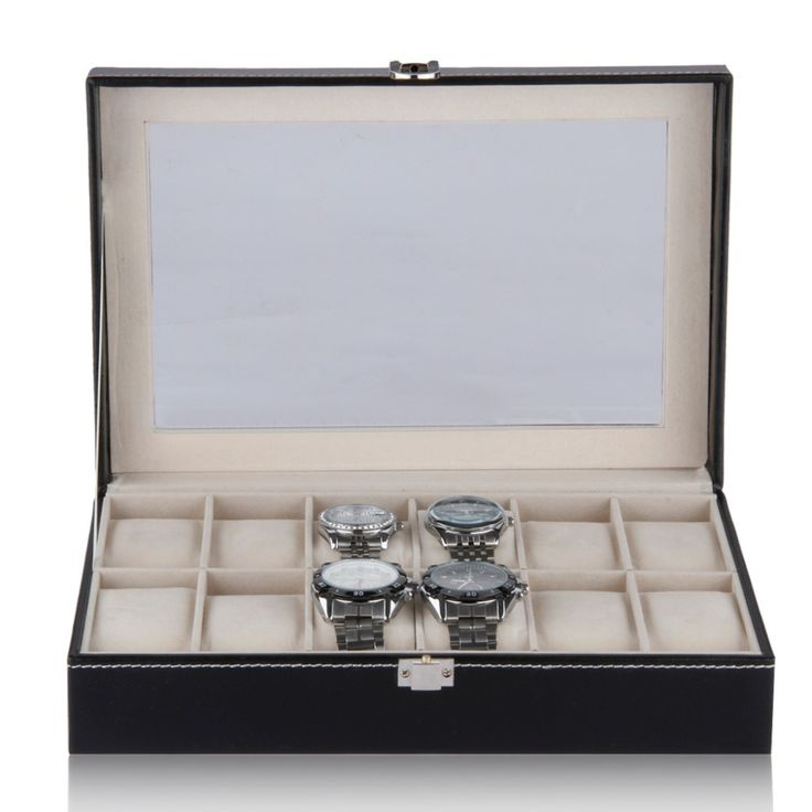 This item is now available in our shop.   Hot !2015 Luxury Brand Watch Display Box Faux Leather 12 Grid Case Jewelry Storage Organizer For Your Watches Gift caja reloj - US $29.99 http://superaliexpress.com/products/hot-2015-luxury-brand-watch-display-box-faux-leather-12-grid-case-jewelry-storage-organizer-for-your-watches-gift-caja-reloj/