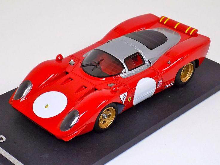 Ferrari 312 P - AutoBarn Models 1/18 - Ferrari Modelisme - Ferrari 1/18