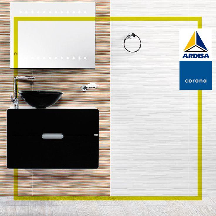 Elige el baño ideal. #diseño #decoración
