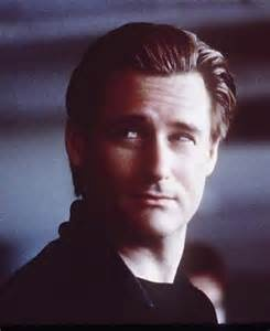 "Yes, I have always had a crush on Bill Pullman.....ever since I saw ""While You Were Sleeping"" :) me too.He has a beautiful, kind,gentle expression."