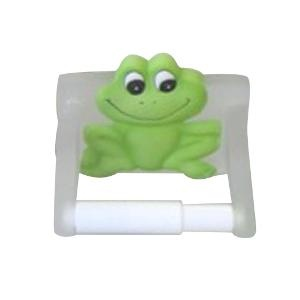 Bubbbles Green Frog Paper Holder Grf 1 New Home