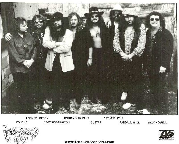 Lynyrd Skynyrd - After the Plane Crash in Nashville. Buy Concert Tickets & Merchandise!