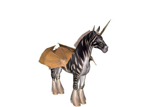 [Horse Game: l:KK:l Roscoe El Dorado ஜ the level 585 Destral Stallion]