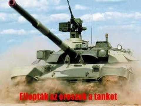 Ellopták az Oroszok a tankot (NEW)
