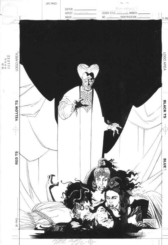 Mignola Dracula