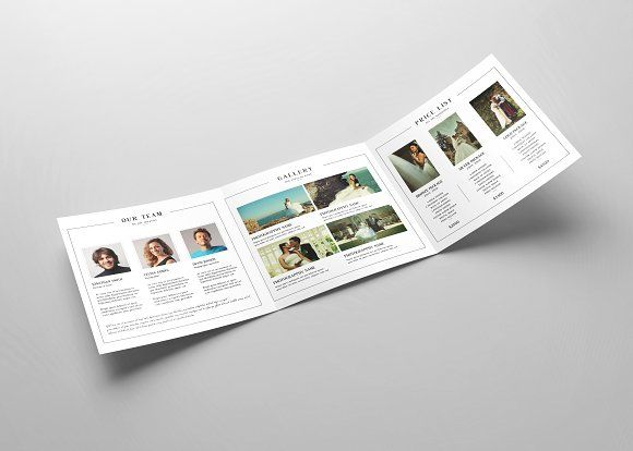5354 best Brochure Design - Brochure layout - Brochure Templates - wedding brochure template