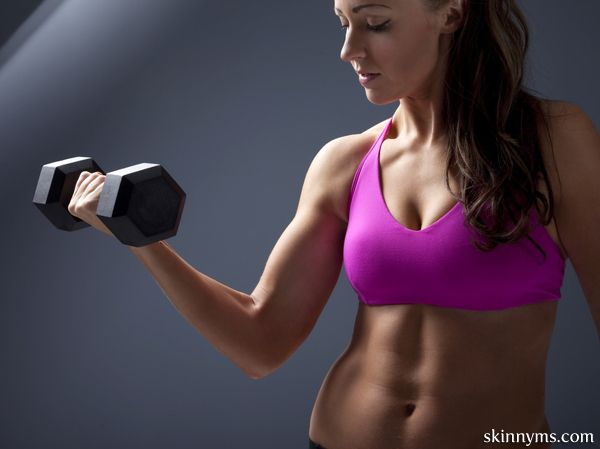 Lean Down and Get Strong with This Workout!