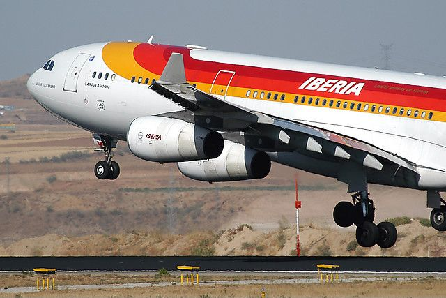 Iberia Reanudará Vuelos Entre Madrid Y Santo Domingo A Partir Del 1 De Septiembre
