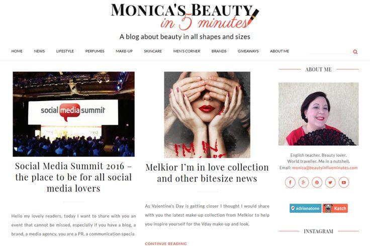 Beautyinfiveminutes.com a new beginning