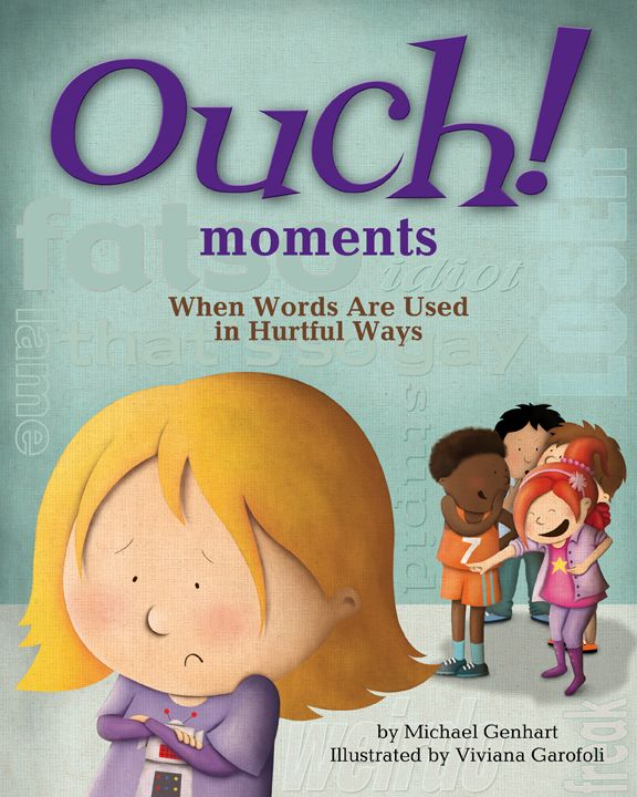 "A kid-friendly explanation of ""ouch moments"" plus practical strategies for what kids can do to help, and to stand up to mean and hurtful language. Genhart clearly articulates how, when bullying occurs, it can be hard to know what to do. He encourages readers to avoid responding in kind, practice kindness (both to themselves and others), and talk to adults. It's a solid resource for conflict meditation in clinical or school settings. —Publisher's Weekly"
