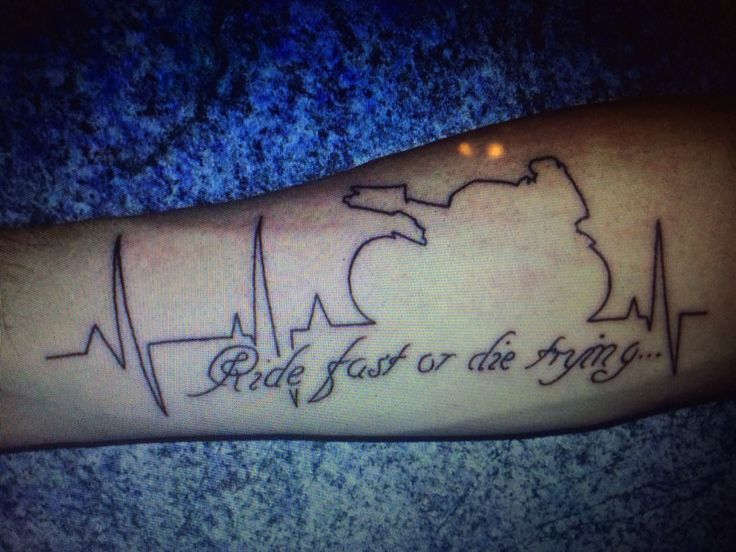 Ride Fast Or Die Trying Ink Ideas Pinterest