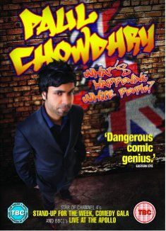 Paul Chowdhry: What's Happening White People? (2012)