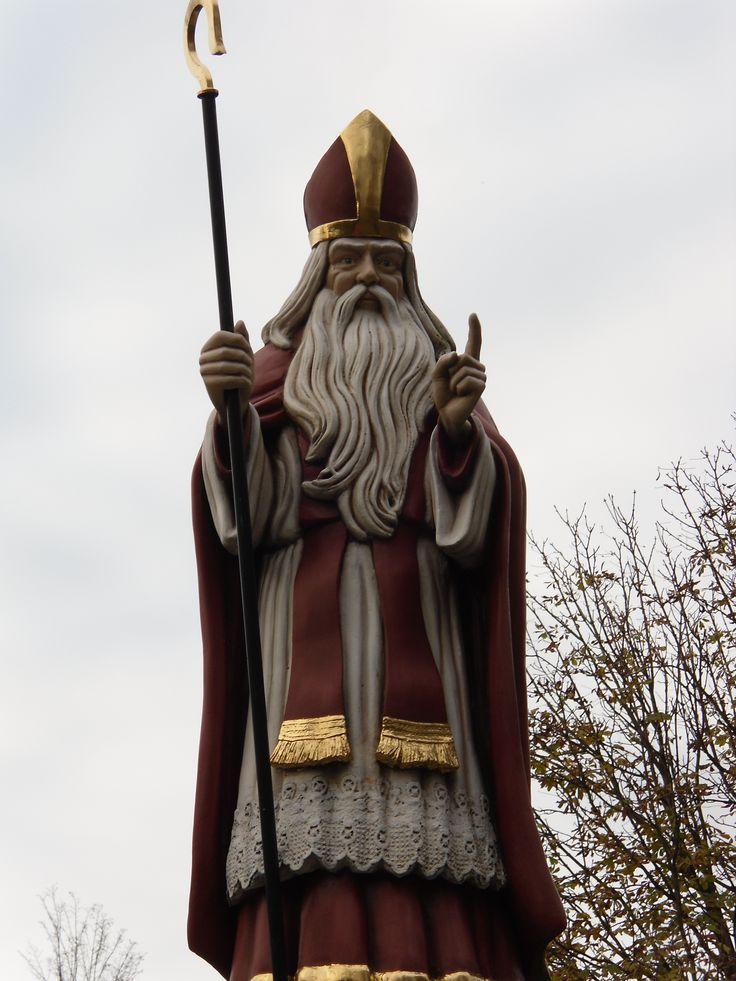 Sint Nicolaas in de Efteling.