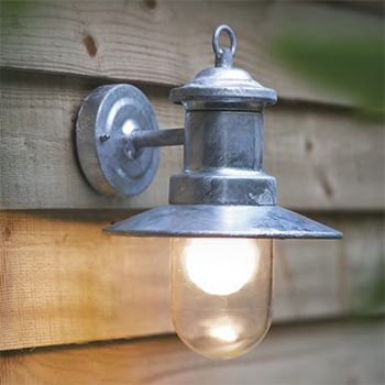 St Ives Outdoor Ships Light - Hot Dipped Galvanised