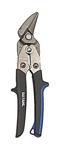 Bessey D27AHL-BE 1-5/16-Inch Cut Capacity 10-1/4-Inch Premium High Speed Steel Left Cutting Snip by Bessey