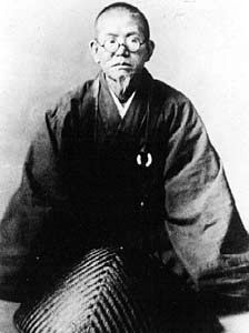 "Japanese Haiku poet, Santoka TANEDA (1882~1940) - ""Days I don't enjoy: any day I don't walk, drink sake, and compose haiku."" 種田 山頭火"