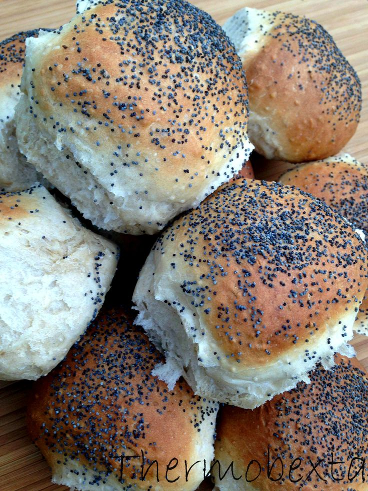 These rolls are the only ones I ever make anymore - they areso very soft and fluffy! The dough is really easy to work with and doesn't stick to your hands at all while shaping. Perfect for burge...