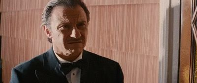 Mr Wolf, Pulp Fiction