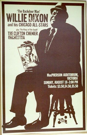 Willie Dixon...