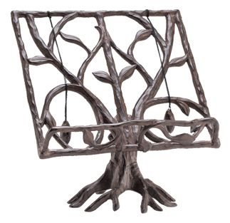 New for Fall - Tree Book Stand