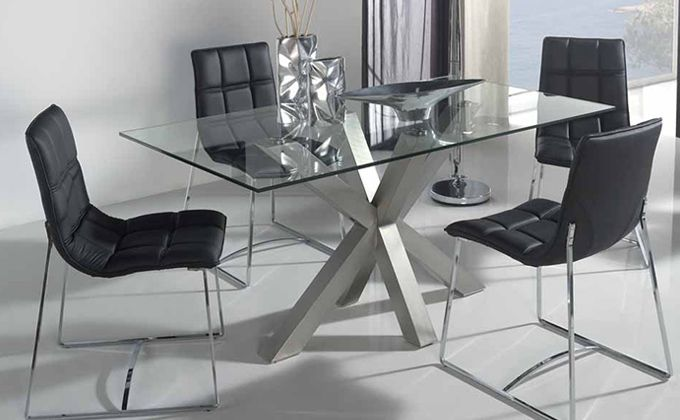 mesas de vidrio para buffet - Buscar con Google