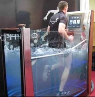 Hydro Physio Lifestyle Underwater Treadmill Awesome!!