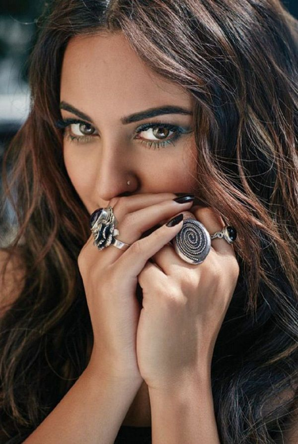 Sonakshi Sinha Photoshoot For Filmfare Magazine February 2016